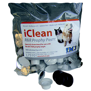 iClean Prophy Paste - Medium 100 x 2g