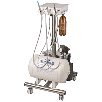 iM3 GS Start Dental Unit with oilfree compressor
